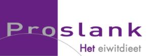 ProSlank Logo wit